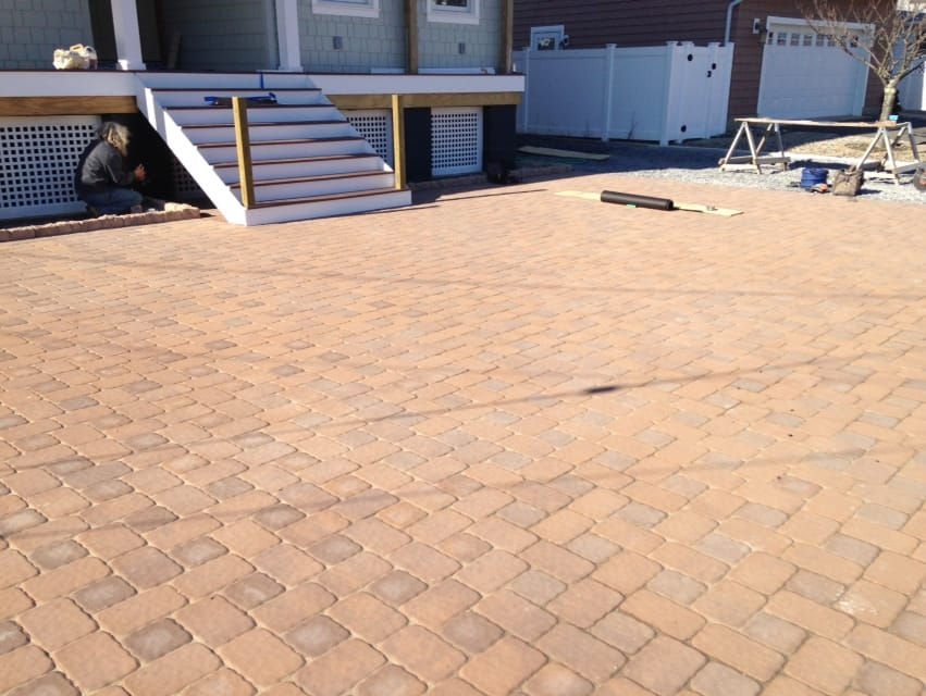 CONCRETE & PAVERS